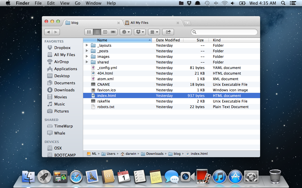 World Of Nix 187 Totalfinder The Missing File Manager For Mac Os X